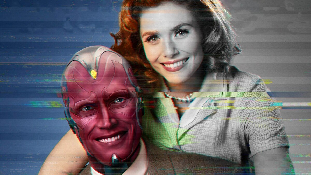 Ужасающая концовка «Ванды/Вижна» на новом фан-постере к сериалу Marvel