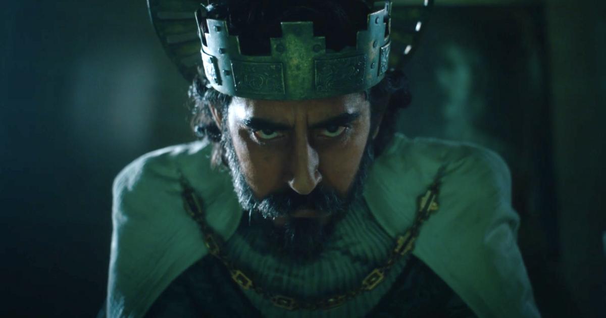Дев Патель предстал в образе сэра Гавейна на трех новых постерах «Легенды о Зеленом Рыцаре»