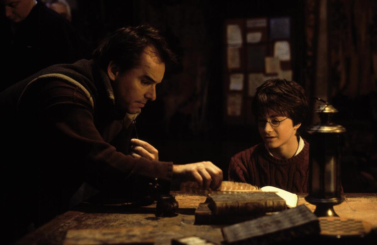 Исходный хронометраж «Гарри Поттера и философского камня» составил почти три часа
