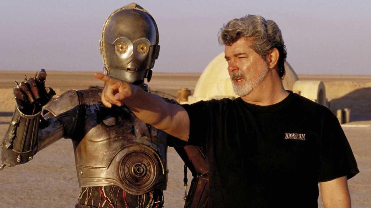 Сериал Джорджа Лукаса по «Звездным войнам» мог стать самым высокобюджетным в истории