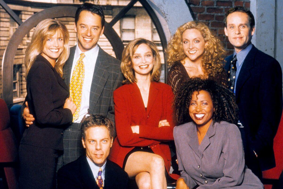 Сериал «Элли МакБилл» получит продолжение спустя два десятка лет после закрытия