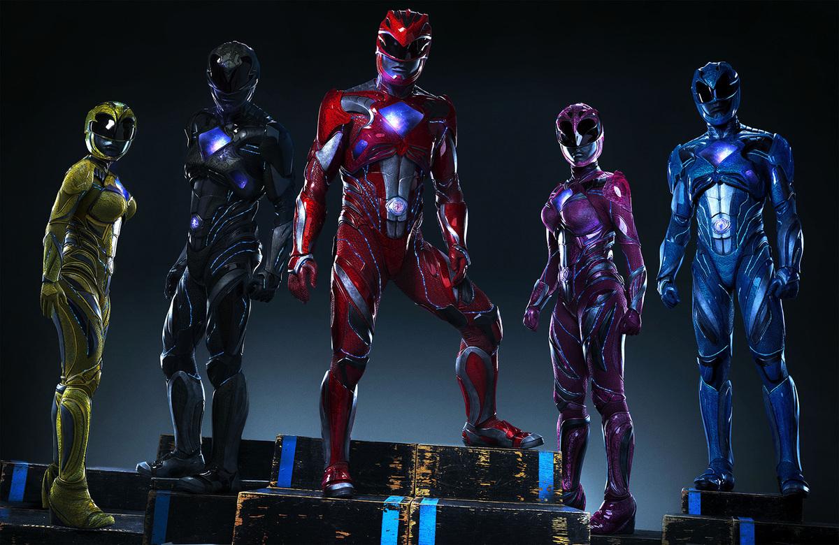 Компания Hasbro подтвердила предстоящий перезапуск «Могучих рейнджеров»