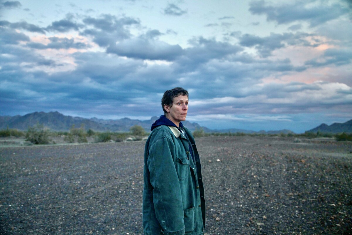 Еще призы для «Земли кочевников»: фильм получил три награды от Лондонского кружка кинокритиков