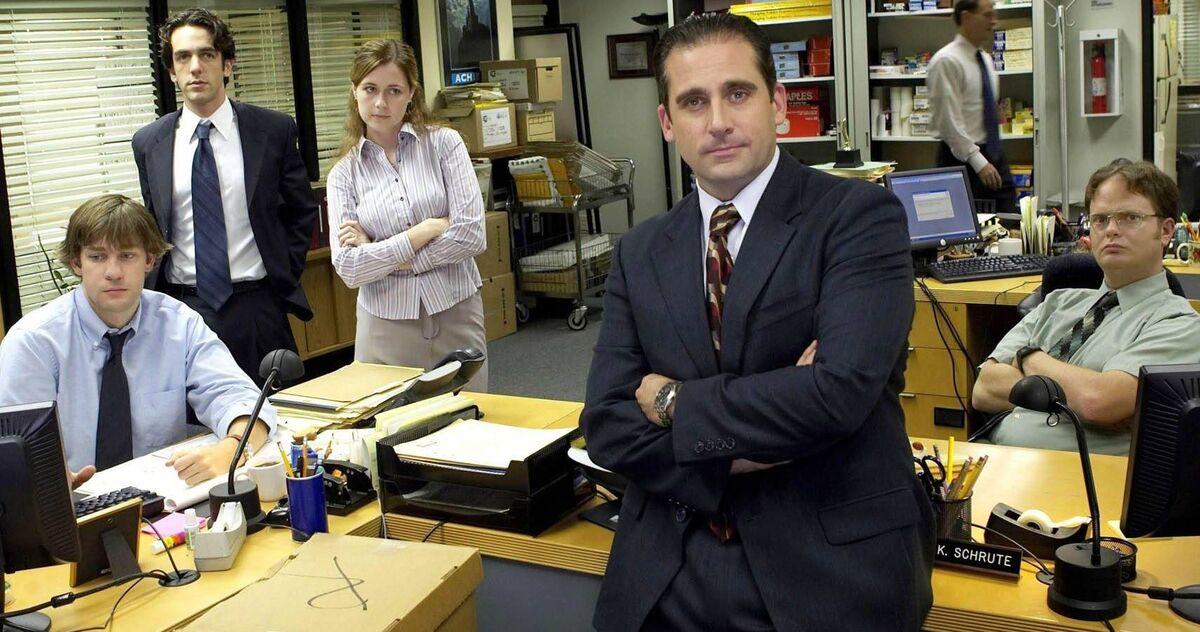 На Peacock «Офис» стал еще более популярен