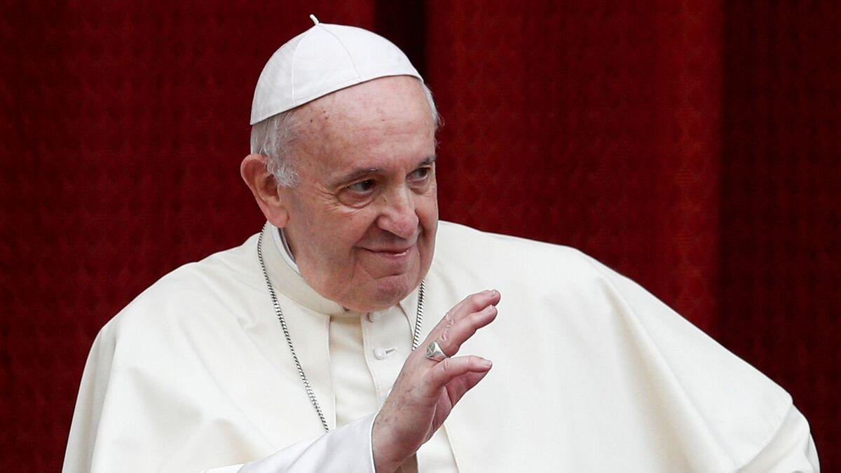 Netflix снимет документальный сериал о папе римском Франциске на основе его книги