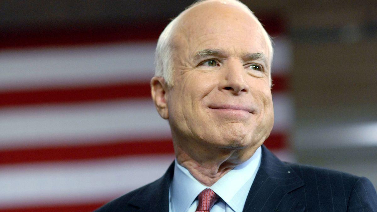 В разработку запущен байопик об американском политике Джоне Маккейне