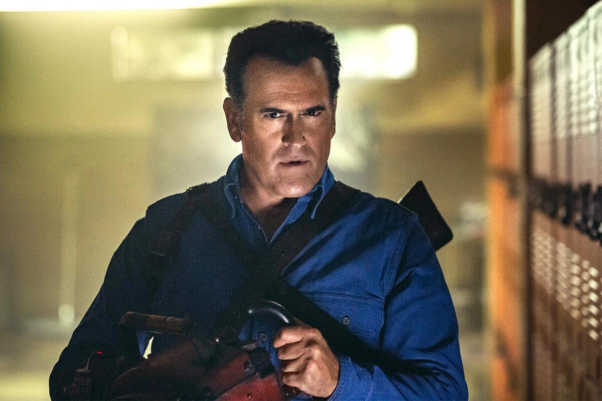 Брюс Кэмпбелл заявил, что его не будет в новой части «Зловещих мертвецов»