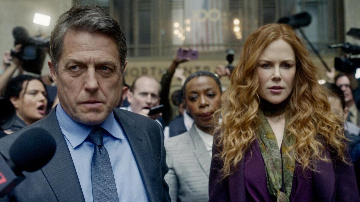 «Переиграть назад» с Николь Кидман и Хью Грантом — самый просматриваемый сериал HBO в 2020 году