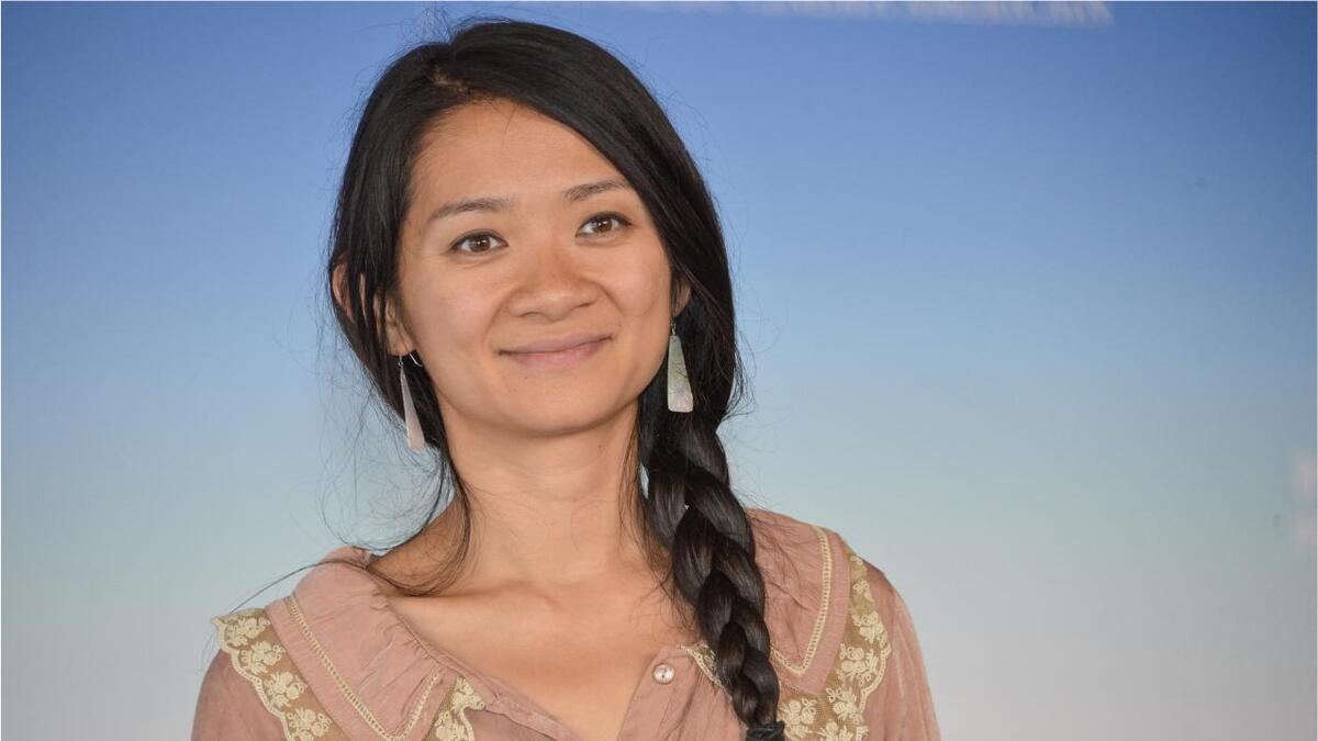 Вместо «Вечных» Хлоя Чжао могла взяться за постановку «Черной Вдовы»