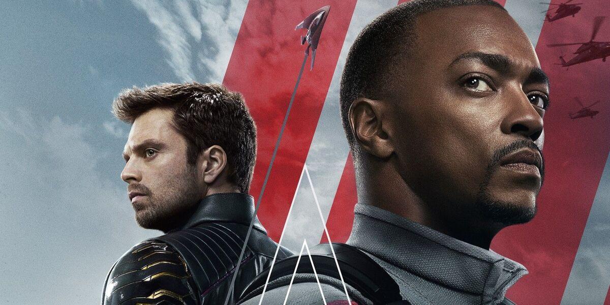 Вышел новый постер сериала Marvel «Сокол и Зимний Солдат»