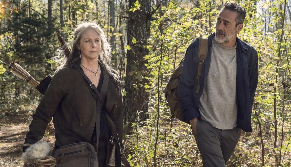 Канал AMC опубликовал синопсисы первых двух серий финального сезона «Ходячих мертвецов»