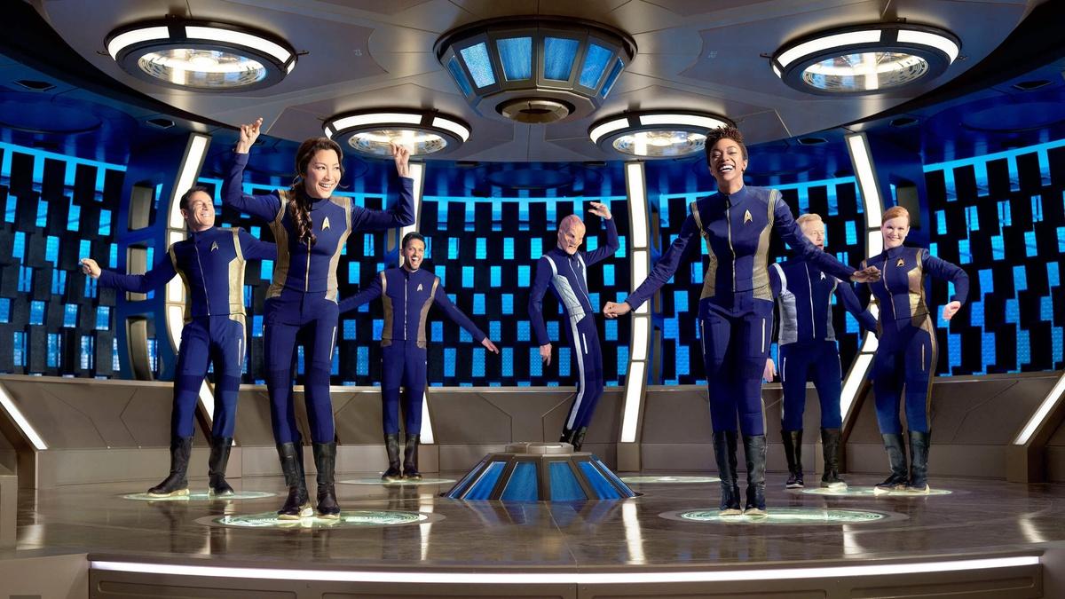 «Звездный путь: Дискавери» получил дату выхода третьего сезона
