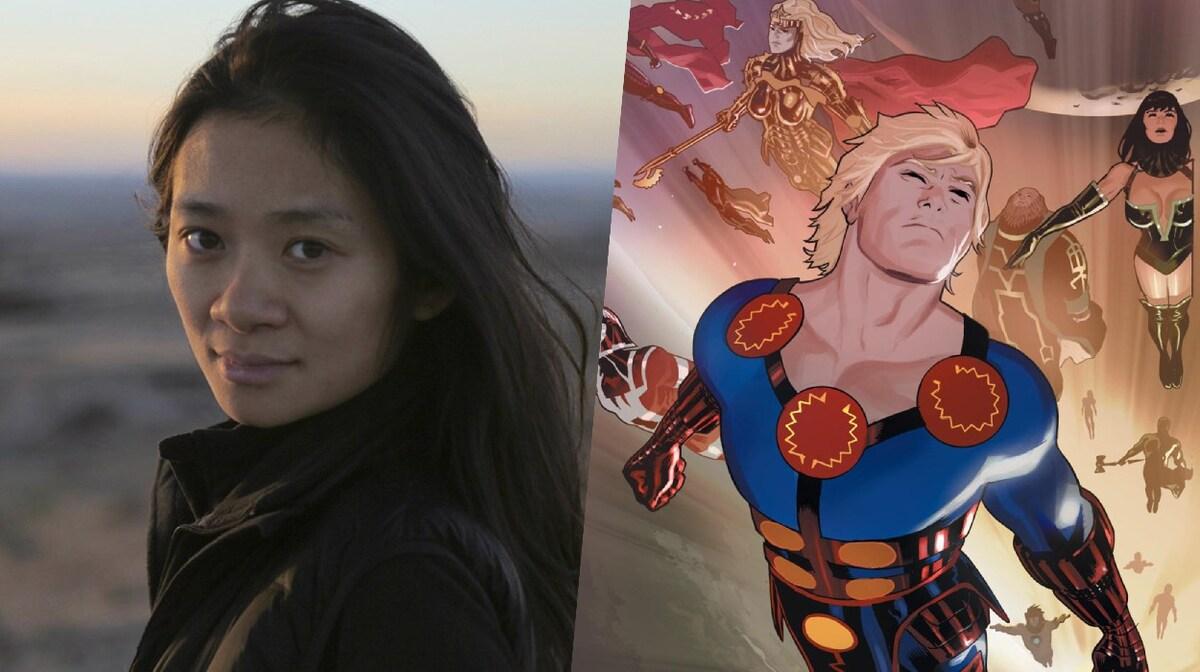 Снимая экшен-сцены для «Вечных», Хлоя Чжао вдохновлялась «Выжившим»