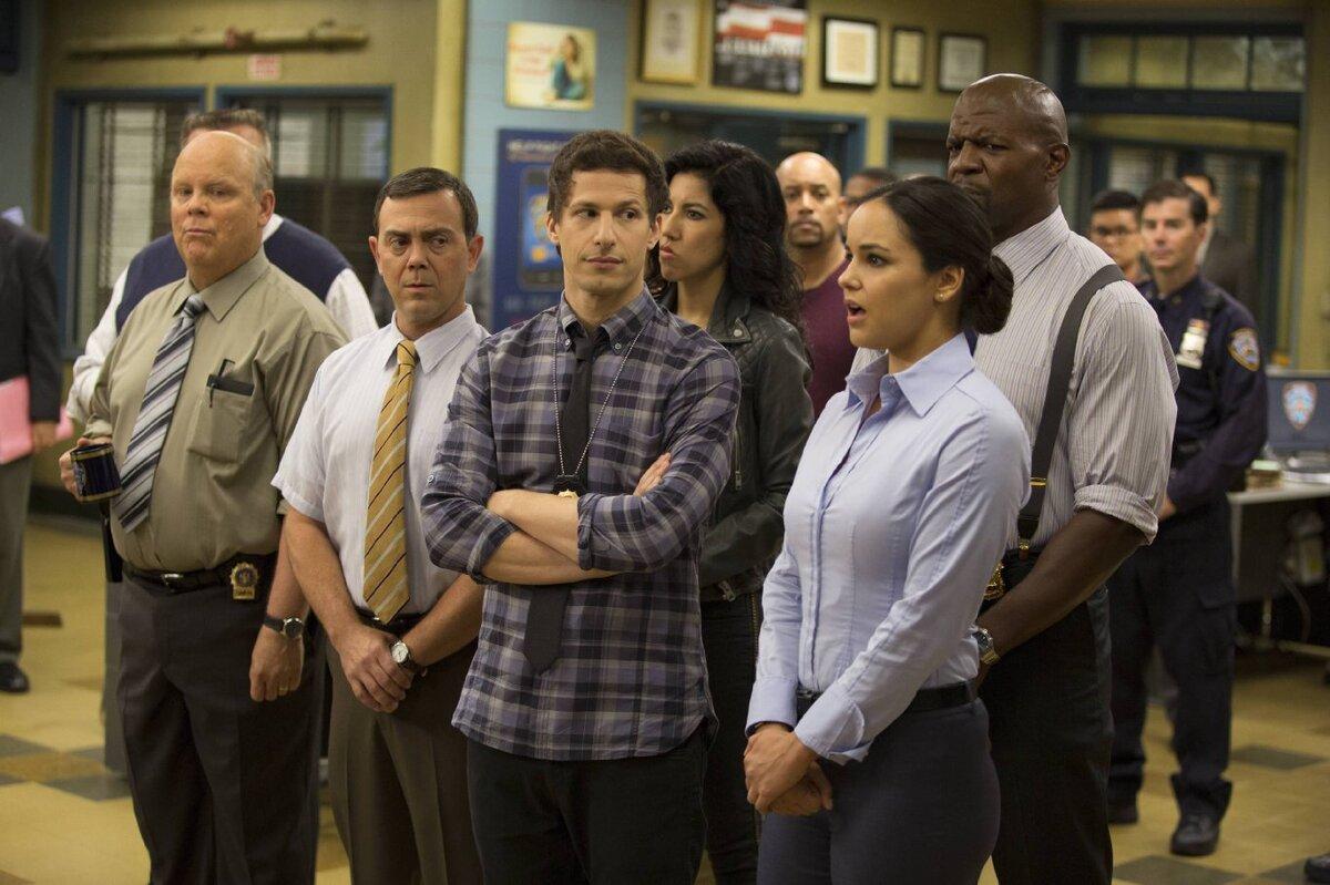 Съемки финального сезона сериала «Бруклин 9-9» официально завершились