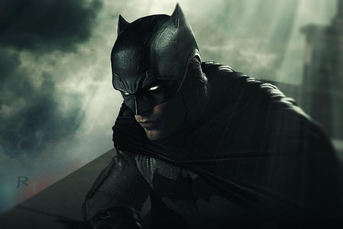 Роберт Паттинсон согласился на роль Бэтмена благодаря Роберту Дауни-младшему и Крису Эвансу