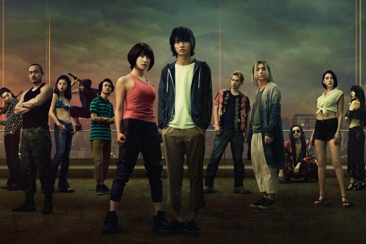 Netflix продлил японский триллер-сериал «Алиса в Пограничье» на второй сезон