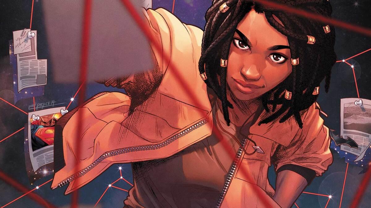 Канал CW показал первый промоарт в супергеройскому сериалу «Наоми»
