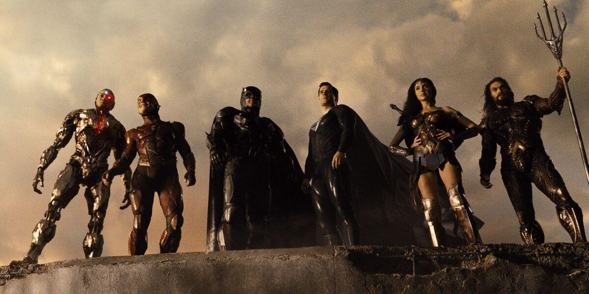 У Зака Снайдера готовы истории для второй и третьей частей «Лиги справедливости»