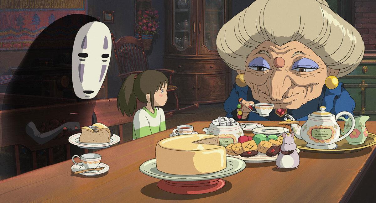 Знаменитое аниме Хаяо Миядзаки «Унесенные призраками» адаптируют в виде театральной пьесы