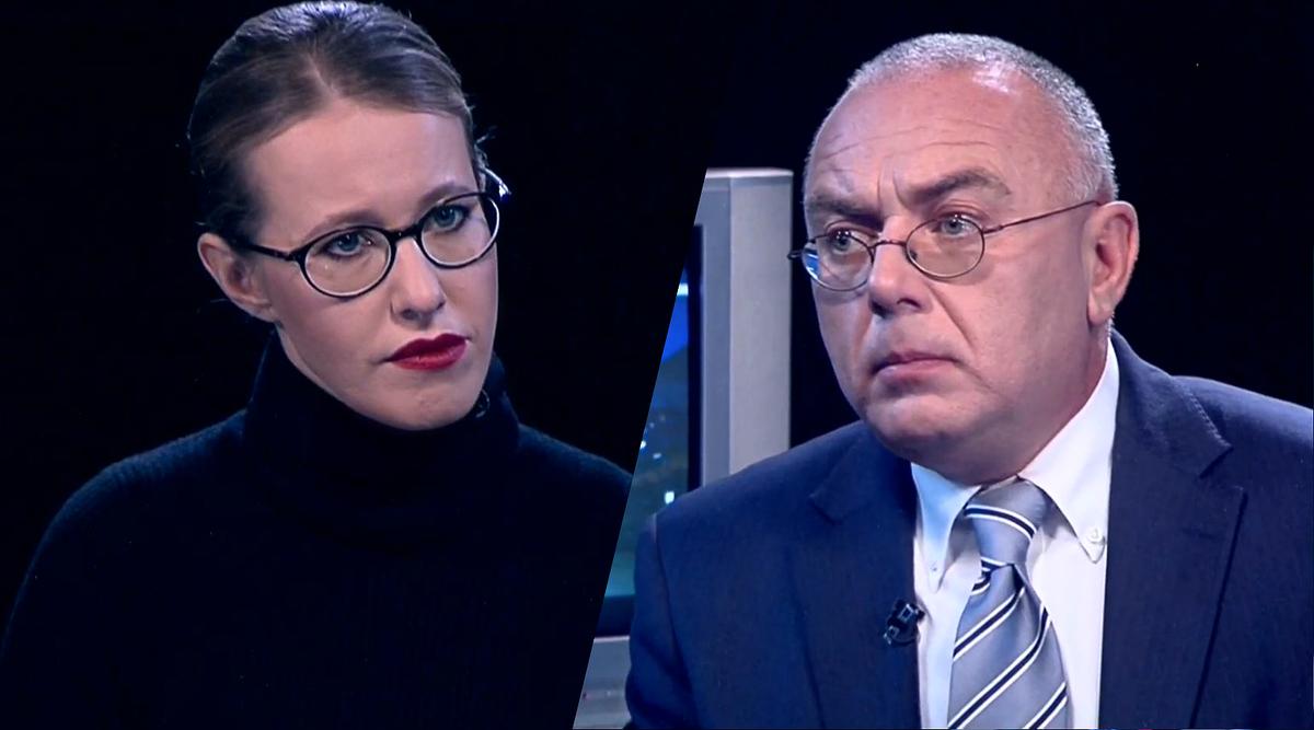 Ксения Собчак поддержала обвиняемого в харассменте Павла Лобкова