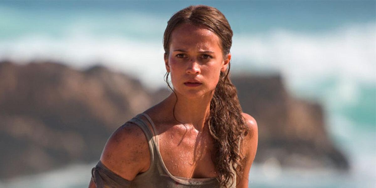 Съемки сиквела «Лары Крофт» с Алисией Викандер задерживаются до 2021 года на фоне пандемии