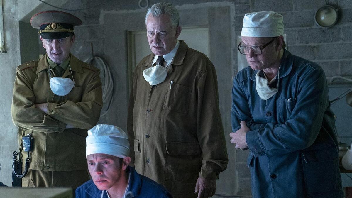 «Чернобыль» и «Наследники» — среди победителей Эдинбургского международного телефестиваля