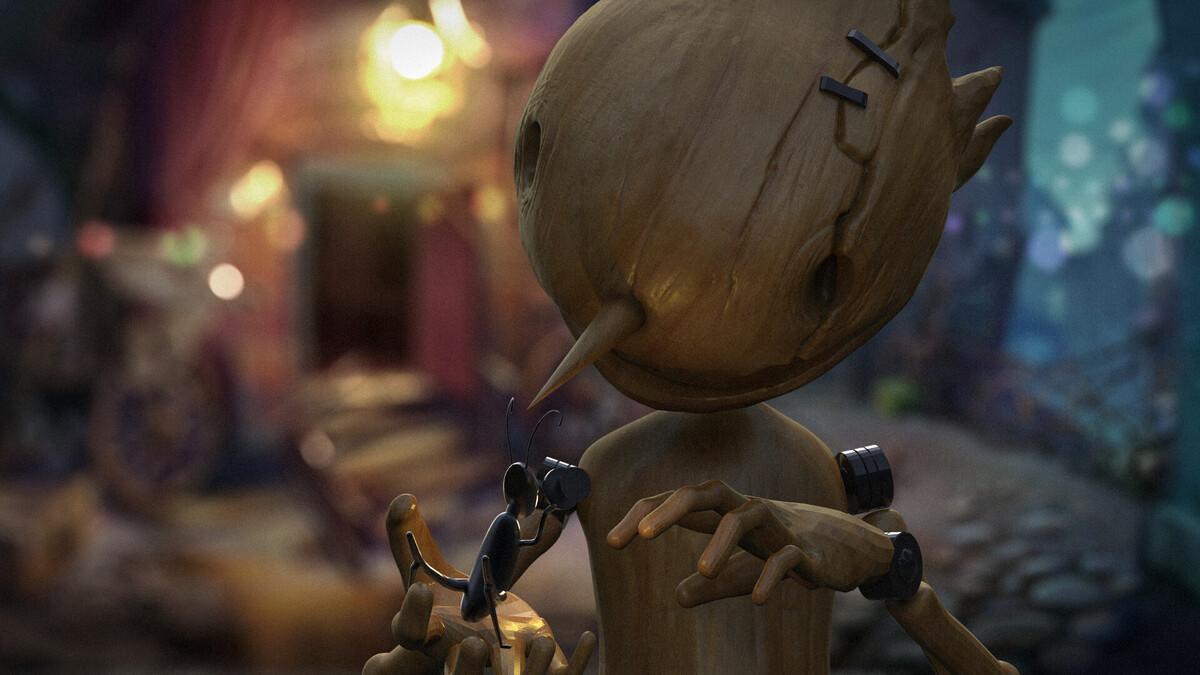 Релиз анимационной экранизации «Пиноккио» Гильермо Дель Торо перенесли на 2022 год