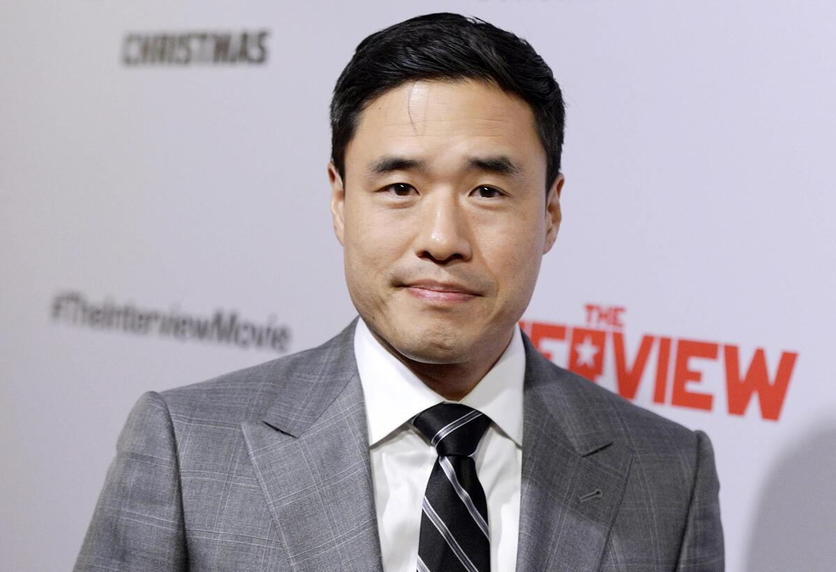 Рэндолл Пак выступит режиссером комедийной драмы об американцах азиатского происхождения