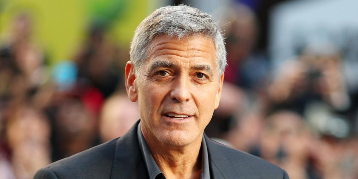 Джордж Клуни объяснил свой четырехлетний перерыв в актерской карьере
