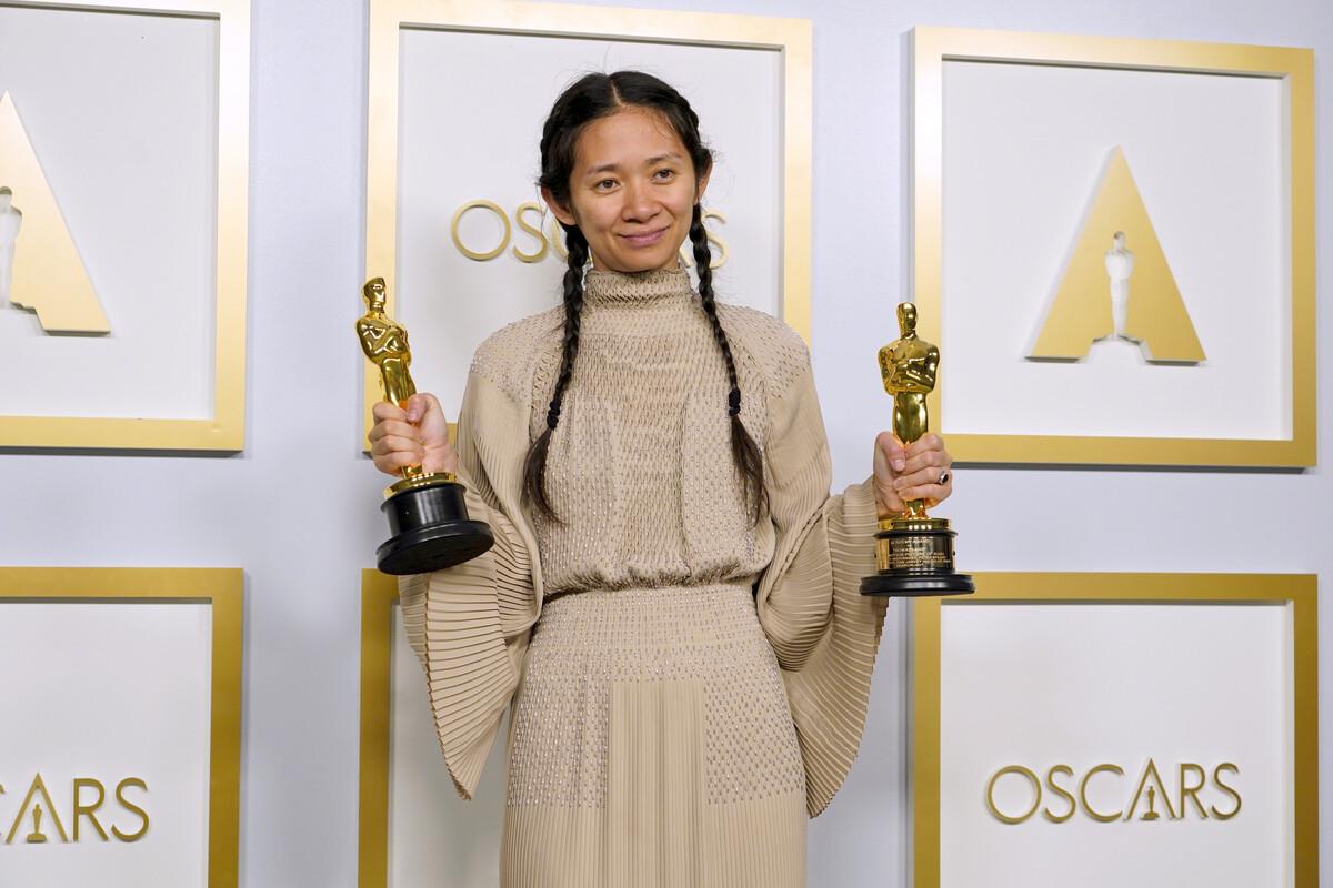 Хлоя Чжао стала лишь второй женщиной, получившей «Оскар» в номинации «Лучший режиссер»