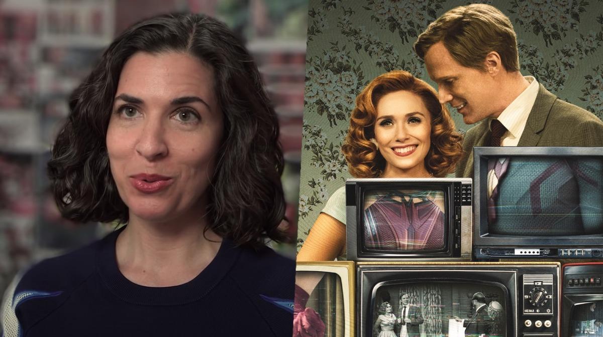 Шоураннер «Ванды/Вижна» поделилась, как трудно давалась разработка сериала на раннем этапе
