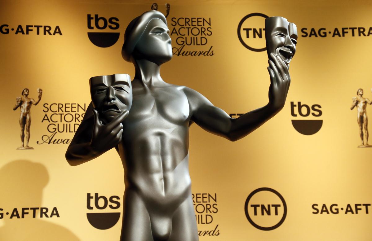 Очередное вручение премии Гильдии киноактеров США перенесли на апрель