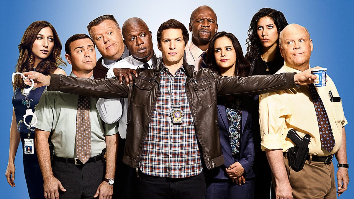 Актеры «Бруклина 9-9» отметили начало съемок восьмого сезона совместным фото