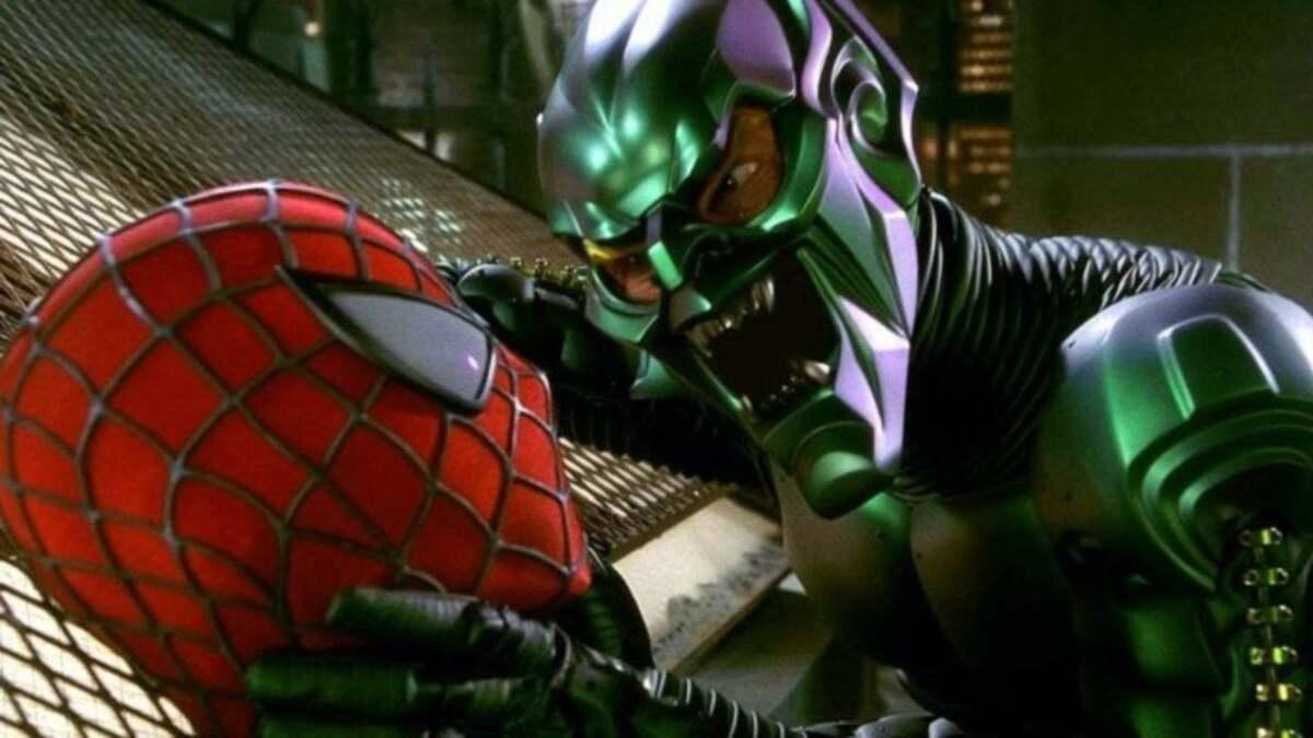 Как бы в «Человеке-пауке 3» мог выглядеть Зеленый гоблин в исполнении Уиллема Дефо