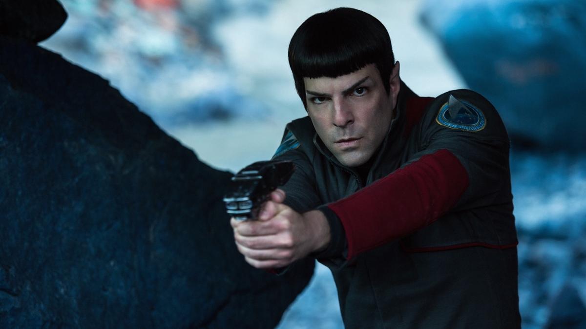 Закари Куинто не против вернуться к роли Спока в спин-оффе «Звездного пути»