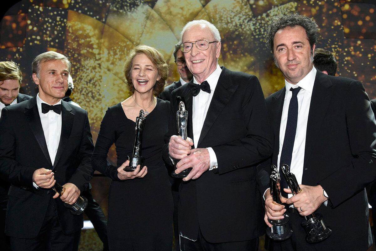 Оглашены номинанты Премии Европейской киноакадемии