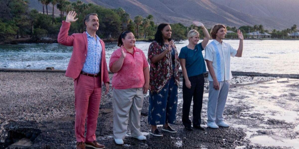 HBO выпустил первый трейлер сатирического сериала «Белый лотос»