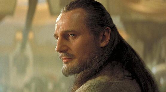 Лиам Нисон выступил в защиту Джа-Джа Бинкса из «Звездных войн»