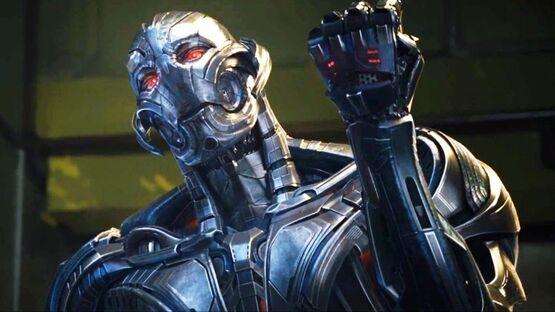 Концепт-арт «Мстителей» показал, как изначально должен был выглядеть Альтрон