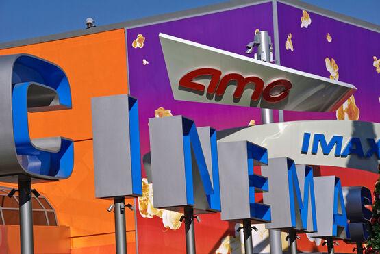 Сеть кинотеатров AMC может обанкротиться до конца текущего года