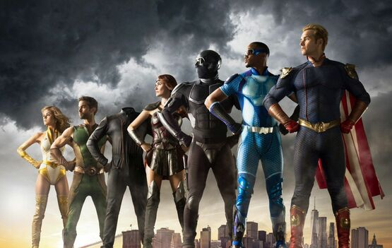 Фан-арт показал, как Айя Кэш из «Пацанов» могла бы выглядеть в роли Джин Грей в Marvel
