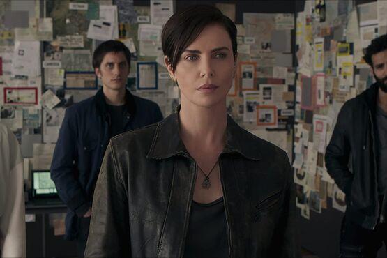 «Бессмертная гвардия» Netflix войдет в историю как первый фильм с «женской» командой пост-продакшна