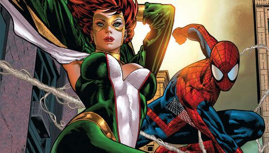 Студия Sony уже два года работает над спин-оффом «Человека-паука» про Джекпот