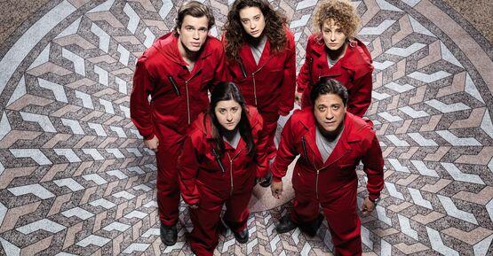 Netflix продлил «Бумажный дом» на пятый и последний сезон
