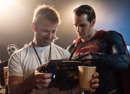Генри Кавилл прокомментировал выход режиссерской версии «Лиги справедливости» Зака Снайдера