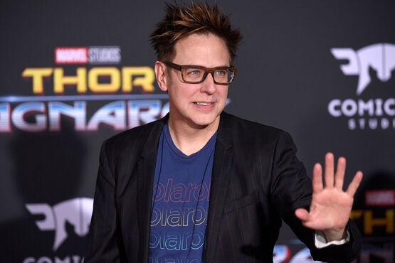 Джеймс Ганн заявил, что никогда не снял бы фильм про Мстителей для Marvel