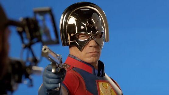 Джеймс Ганн подтвердил, что сериал «Миротворец» станет частью расширенной вселенной DC