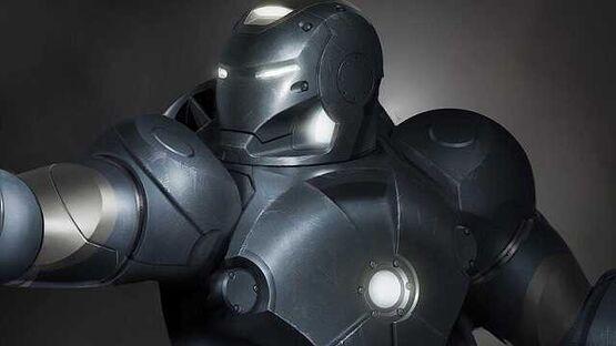 Концепт-арт «Железного человека 3» показал «подводный» костюм из первого «Железного человека» 2008