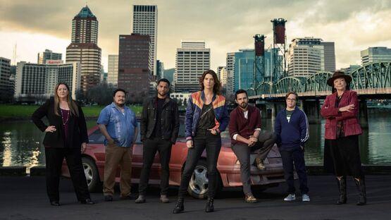 Сериал «Стамптаун» с Коби Смолдерс закрыли после первого сезона из-за COVID-19